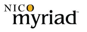 Nico Myriad Logo