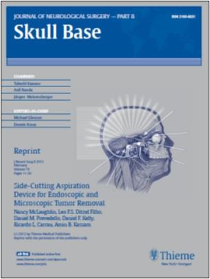 Skull Base Transnasal Approach